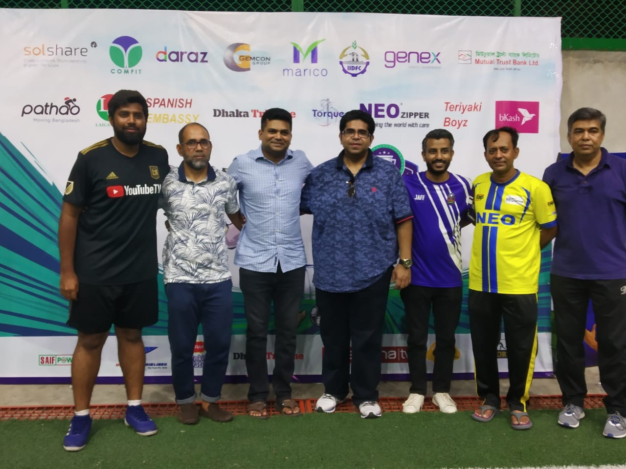 BGMEA Football Tournament