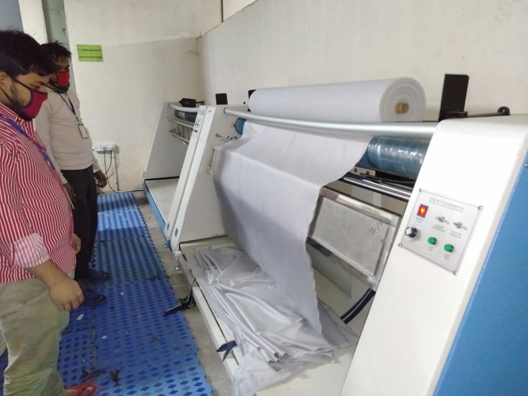 Fabrics Check